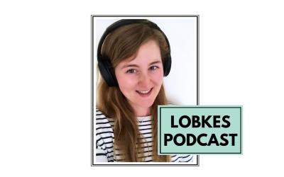 Door Lobke Faasen werd ik geïnterviewd voor haar super toffe podcast 'Lobkes Podcast'